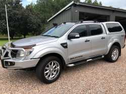 2013 Ford Ranger Wildtrack 