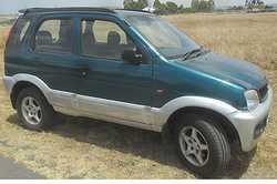 DAIHATSU Terios SX,  RWC,  regd 8/19,  tyres 80%,  engine very good,  ...