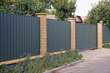 Colorbond Fencing, pool fencing, gates, Bluescope Steel.