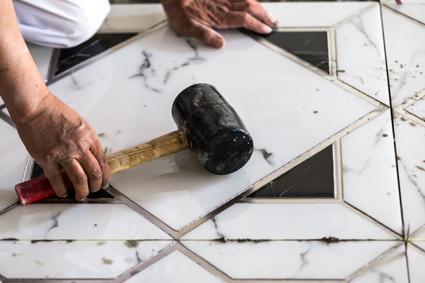 Floor Tiling from $30 per Square Meter  Ceramic or Porcelain  QBCC...