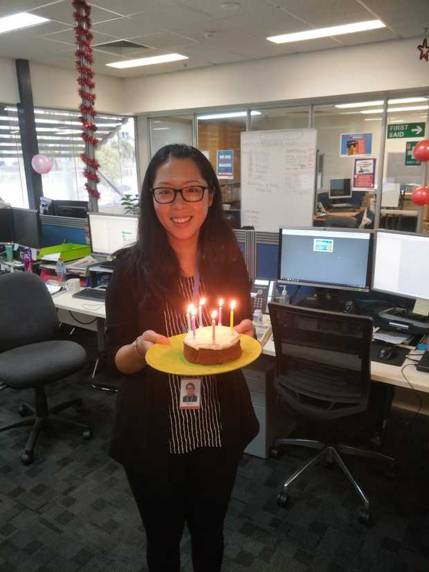 A very happy birthday to BOVINA TE