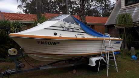 <p> REEF RAIDER 166 CUDI<br /> Fathers pride and joy<br /> Great condition with many extras</p>