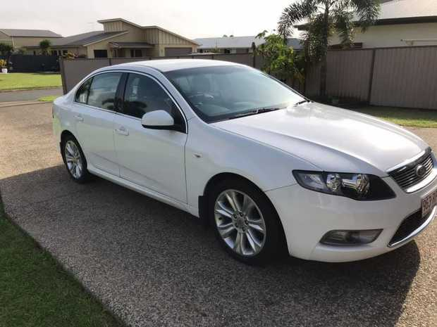 FORD FALCON 2010