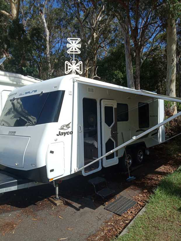 JAYCO SILVERLINE Oct 2016