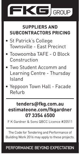 St patricks College- East Precinct   Toowoomba TAFE-D Block Construction   TwoStude...