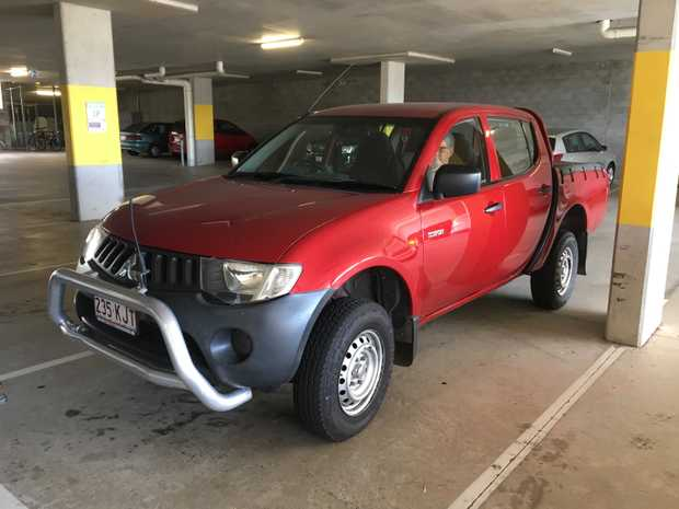 4WD Duel Cab Ute