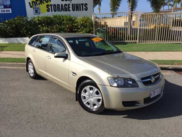 2008 Holden VE Sport Wagon