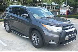 TOYOTA Kluger GXL wagon,
