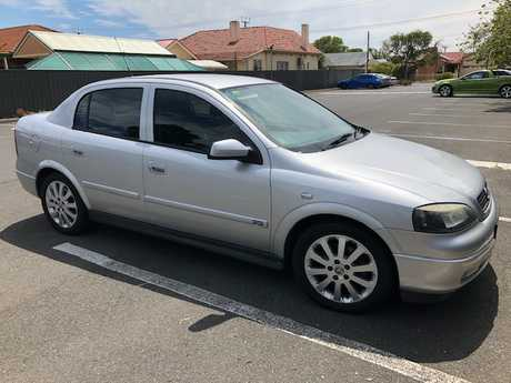 <p> 2003 CDX ASTRA Lady owner, excellent condition! 85,000 K's, serviced by Percat Automotive...