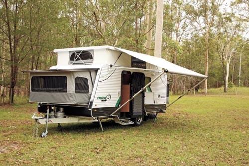 Windsor Rapid 2014 Pop Top Expander Caravan   Similar to Jayco Expander Excellent Condition...