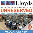 Lloyds Engineering Auction