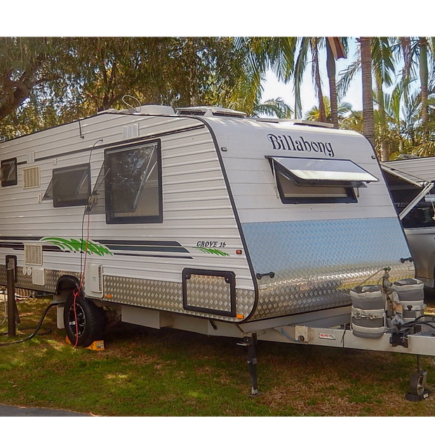 Billabong Grove 16 Caravan16ft Single axle, Fully Serviced 19/2/19, Simplicity Independant...
