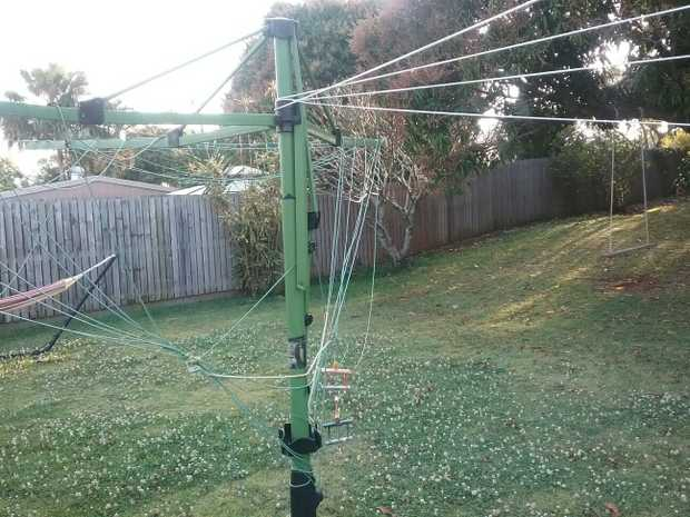 DOES YOUR CLOTHES LINE NEED...