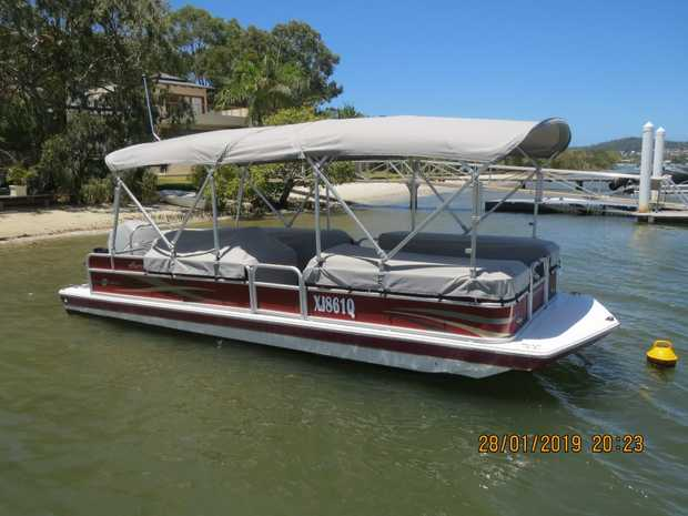 LOA 6.76 m, 150 Mercury w 80 Hours, New D/ Bimini top & Covers. Heaps of extras Inc D/Axle Alum Trailer...