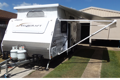 2014 JAYCO 16FT