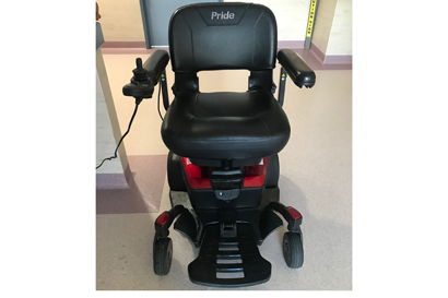 PRIDE GO CHAIR 2017   Very little use   $2000 neg,   new charger, new batts.   Ph...