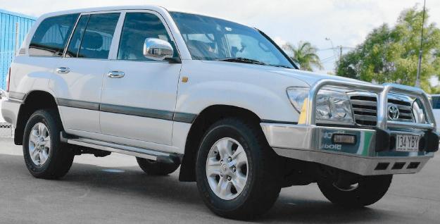 2006 toyota landcruiser 100 series