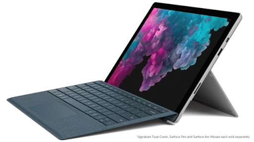 Microsoft Surface Pro 6 i5 / 8GB / 128GB - Platinum