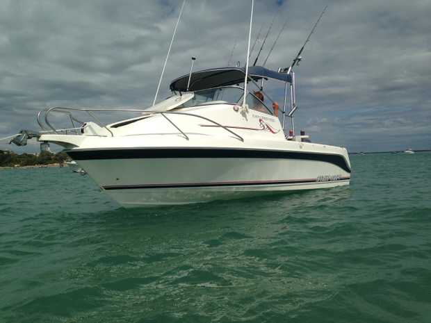 Cruise Craft 550 