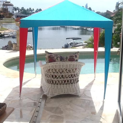 BRAND NEW CABANA BEACH OR GARDEN BRAND NEW NEVER USED UV resistant Del Terra Kids Gazebo 1.5m x 1.5m...