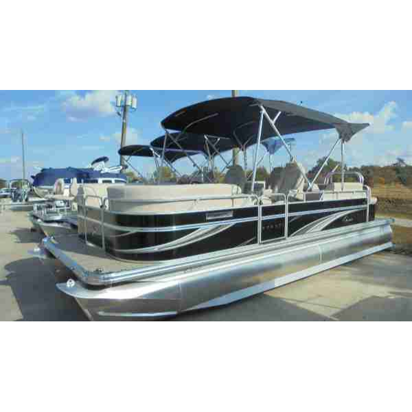 2019 Qwest Pontoon CruiserAll the luxury and quality you have come to expect of these USA built Qwest...