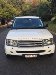 2008 TDV8 Range Rover Sport.  210Km.  Very good condition, full maintenance records.
