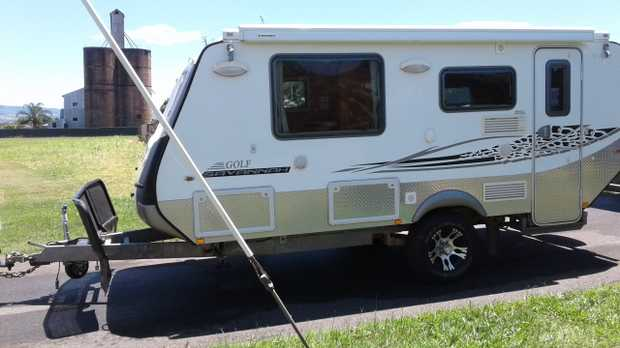Off Road Van,   Ensuite,   Queen Bed and many extras   $33,000