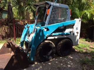 TOYOTA 4SDK5 LOADER