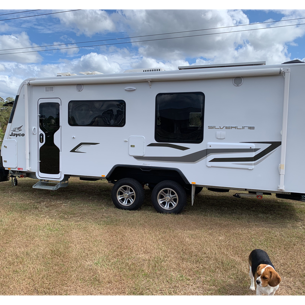 Jayco Silverline 201621ft with Off-road high-lift suspension Travelled only 5000km and stored in shed...