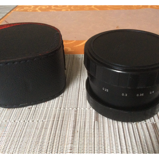 Hoya lens in excellent condition