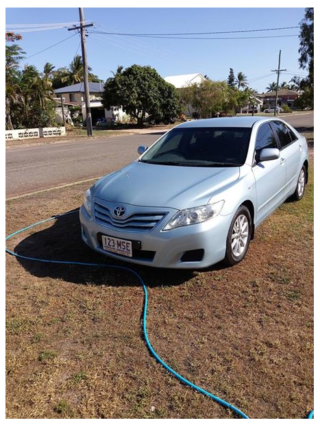 Toyota Camry Alt 2009 64000klms Auto Aircon RWC REGO New tyres and Battery, Exc cond Low Klm's