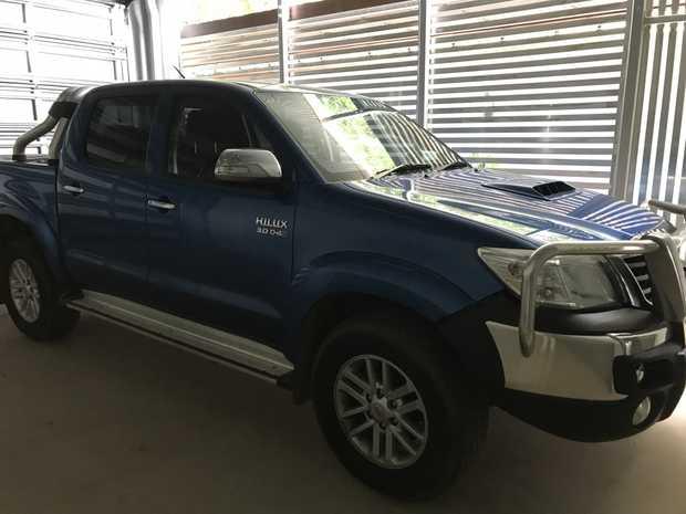 Hilux 4x4 Turbo Diesel SR5 / Tidal Blue   First registered 25/11/2014,   82K's, Auto...