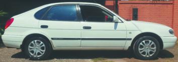 5 door hatchback   Aircon   Power steering   Top condition & appearance   Good...
