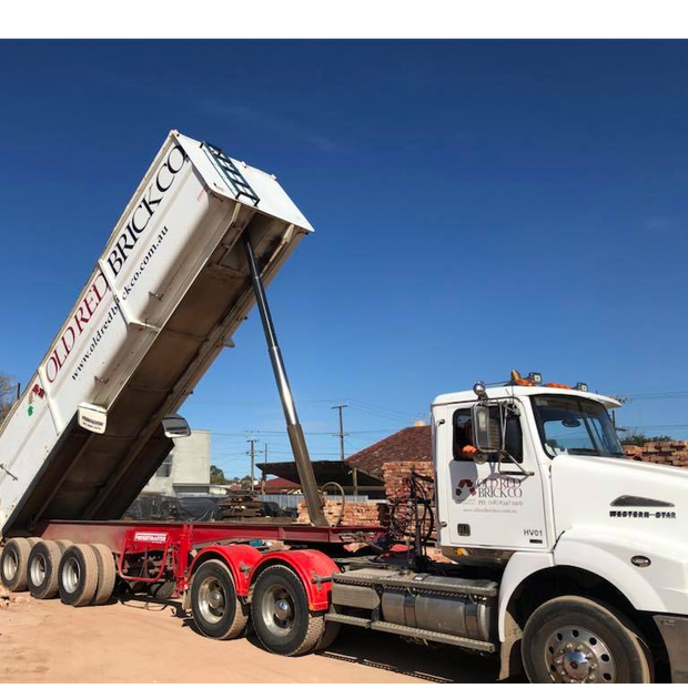 HC Truck Driver - Local WorkTruck DriverAbout the roleOld Red Brick Company is looking for an...