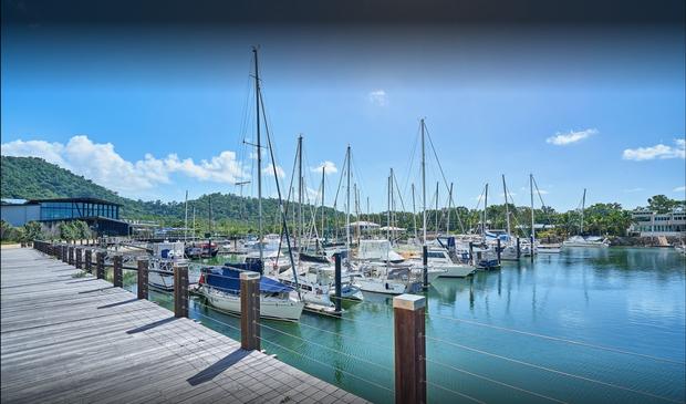 15 metre multihull marina berth for sale.   Huge price reduction $125,000   Phone to...