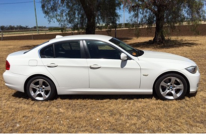 BMW 320D,