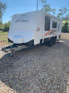 21ft Jayco Starcraft Outback 2013,