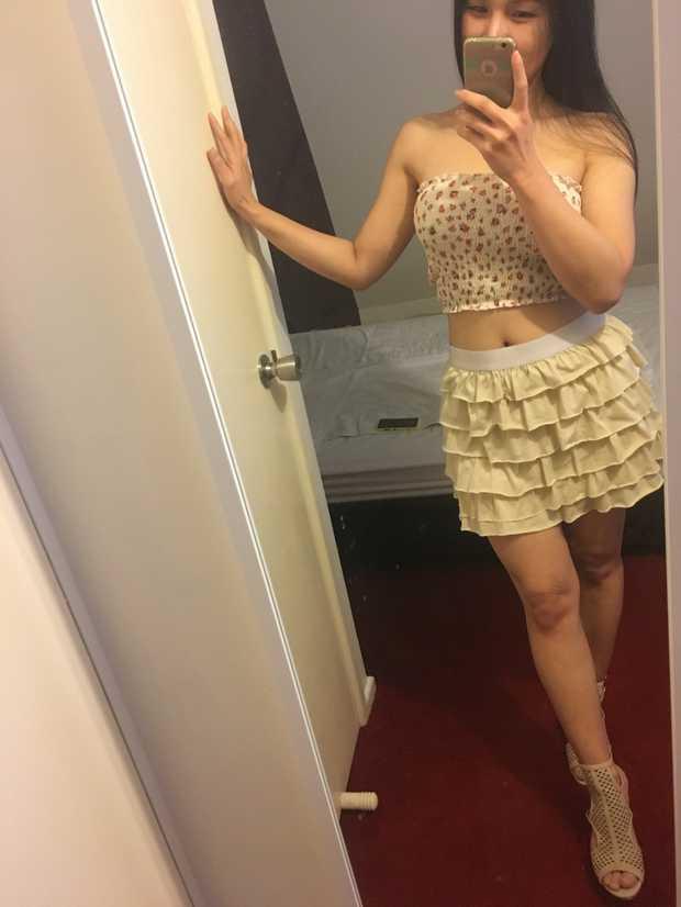 FORTITUDE VALLEY   Asian Beauty   Sensual   Sexy & slim   24yo   busty...