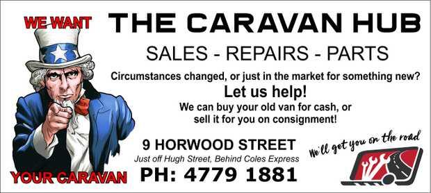 The Caravan Hub  SALES  REPAIRS  PARTS  Circumstances changed or just...