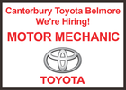 Motor Mechanic Wanted