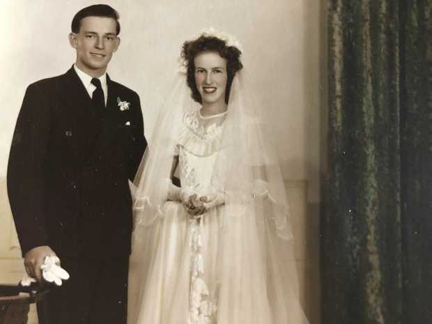 70th Wedding Anniversary Jim & Val White 5.4.1949 Congratulations to you both. We are very proud of...