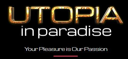 Your Pleasure is Our Passion   UTOPIA IN PARADISE   $40 OFF ROOM HIRE *conditions...