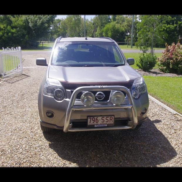 Nissan Xtrail ST-L 2011796SSR 150000Kms, Bull Bar , Spotlights, Towbar, GPS, Reversing Camera .Electric...