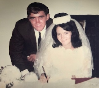Barry and Maureen Slaviero  5th April 1969- 50 years Congratulations Mum and Dad on this amazing...