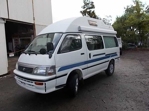 Toyota Hiace Campervan