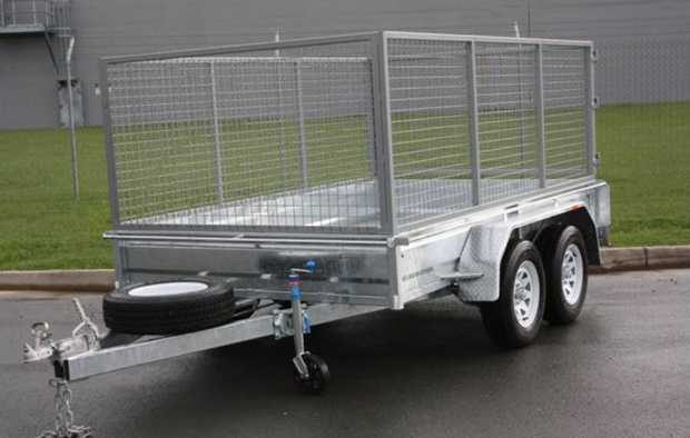 New Dual Axle Trailers