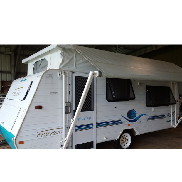 2003 Jayco Freedom Poptop Caravan