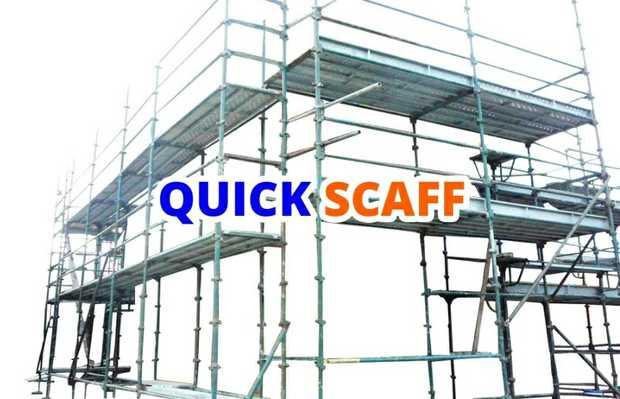 RL BUILD    Scaffolding Erected & Hired  Aluminium Mobile Scaffold  Quick Stage...