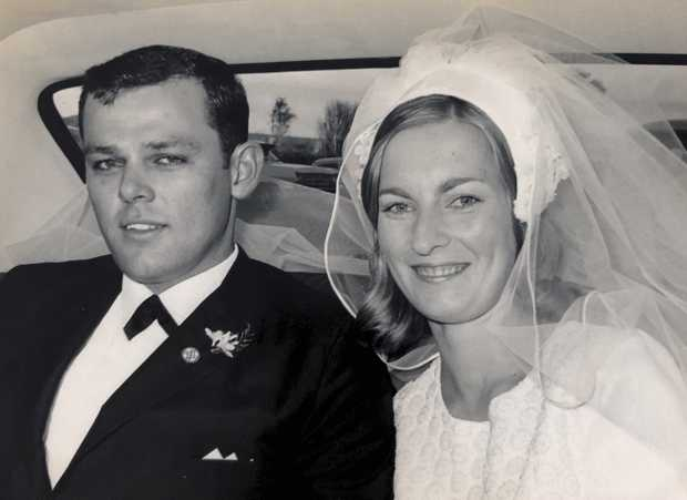 Doug & Elva Kirchner (nee Zeimer), married on 10th May 1969. On this special milestone, we thank you...