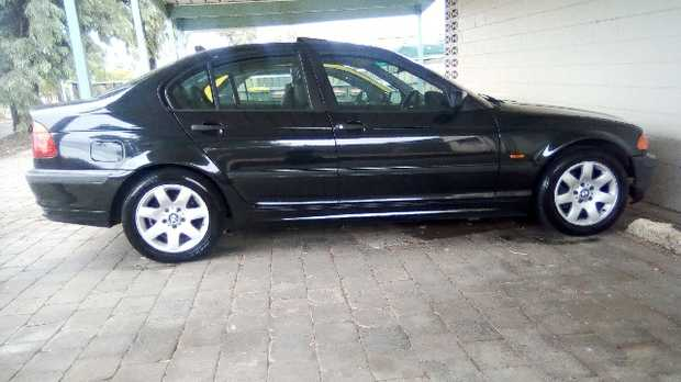 243,000 Kms, Black, Good condition,